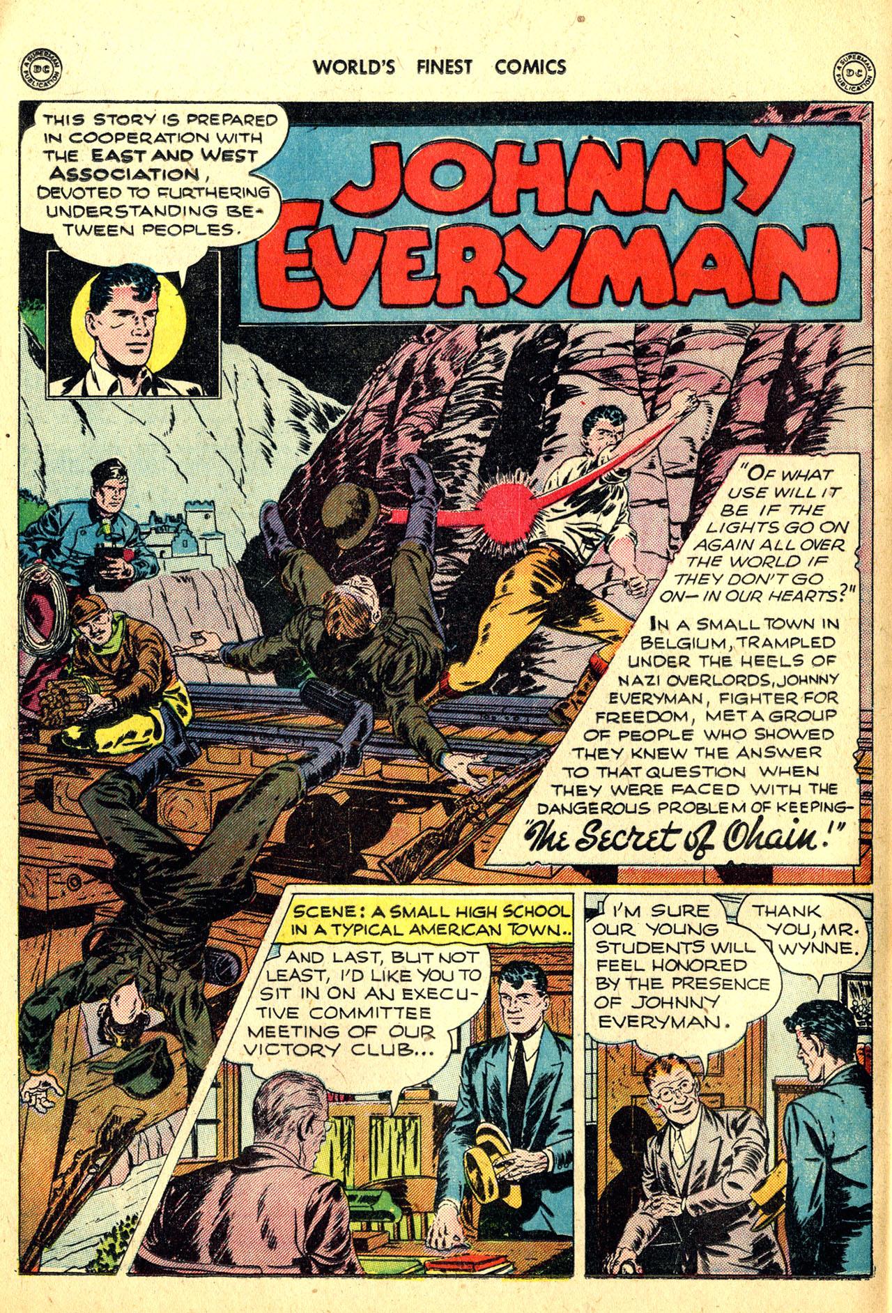 Read online World's Finest Comics comic -  Issue #18 - 60
