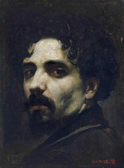 Francisco Domingo Marqués, Pintor Valenciano, Autorretratos, Pintores Valencianos, Pintors en la Comunitat Valenciana, Galeria d'autoretrats, Pintura valenciana