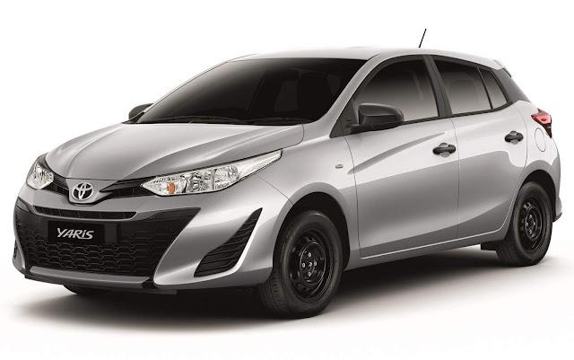Novo Toyota Yaris 2018