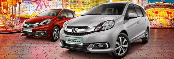 Spesifikasi dan Harga Honda Mobilio Terbaru