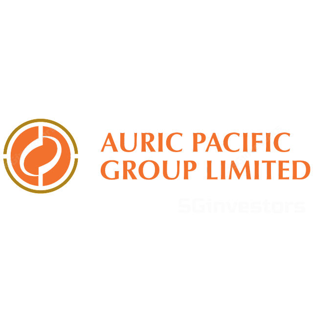 AURIC PACIFIC GROUP LIMITED (A23.SI) @ SG investors.io