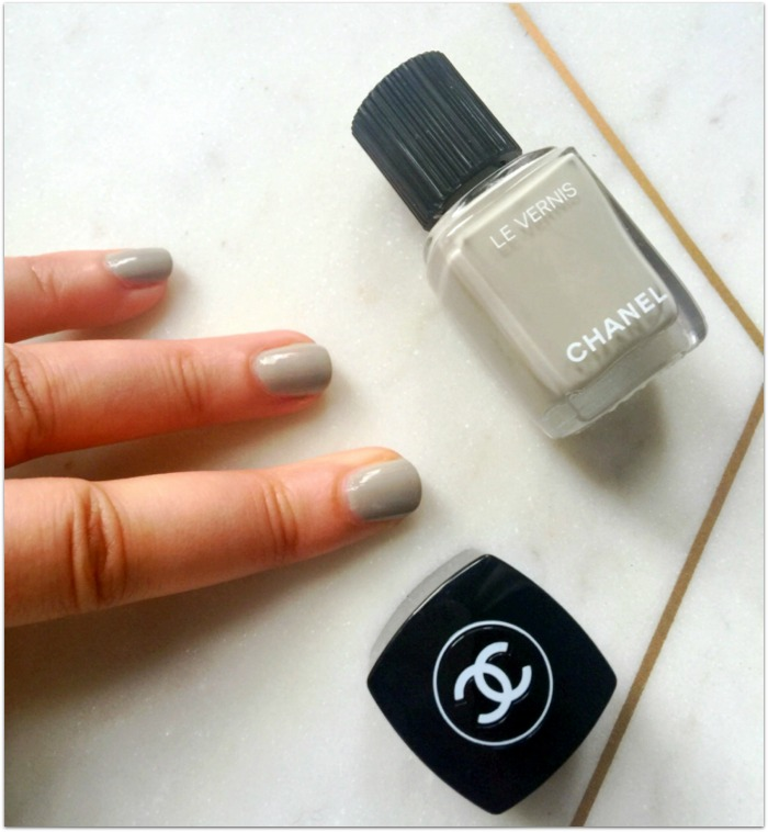 New Chanel Gel Nail Polish Monochrome Swatches