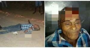 Matan a palos anciano de 77 años para atracarlo en hato mayor