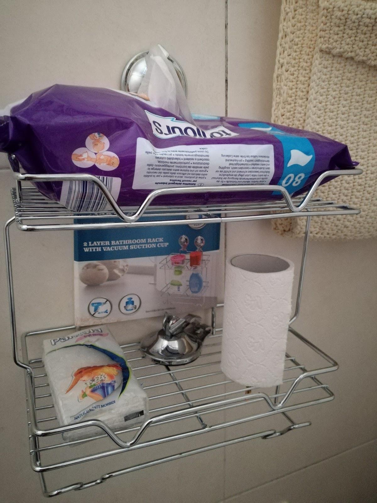 Consigli smart per ragazze in tatkraft sakura mensola bagno - Bucare piastrelle bagno ...