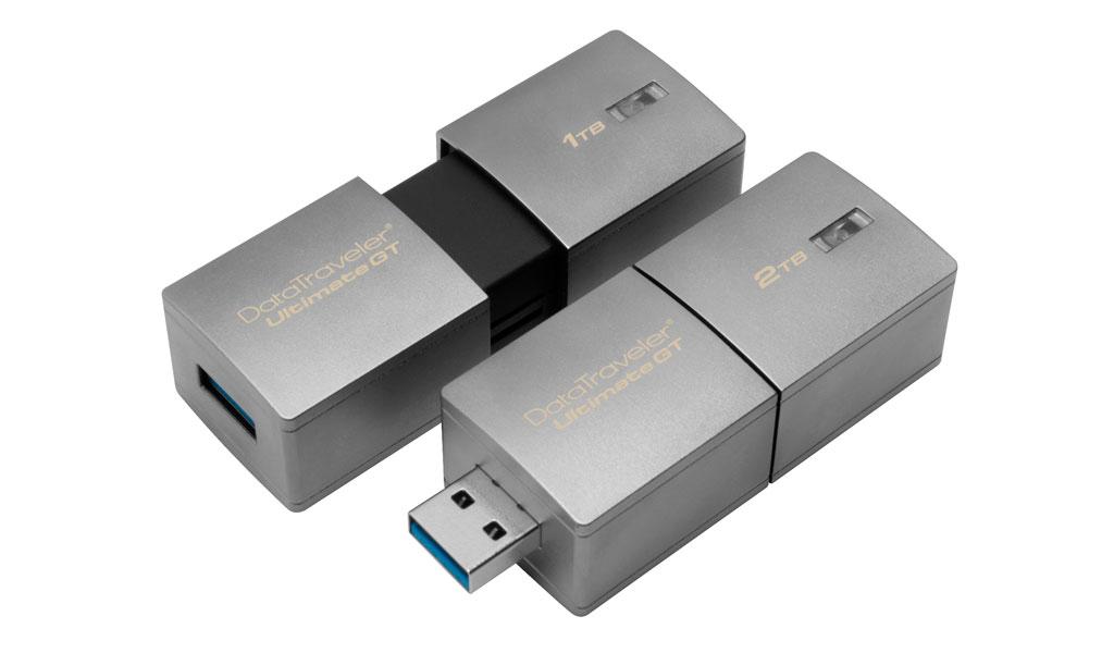 DataTraveler Ultimate Generation Terabyte (GT)