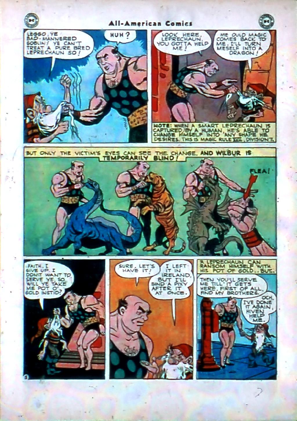 Read online All-American Comics (1939) comic -  Issue #74 - 7