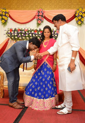 Thagubothu Ramesh Wedding reception photos01