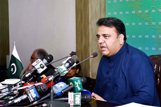 Fawad Chaudhry Slams Violent Protests, Says Review Petition The Legal Way