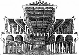 LA BASILICA ROMANA | romanoimpero com