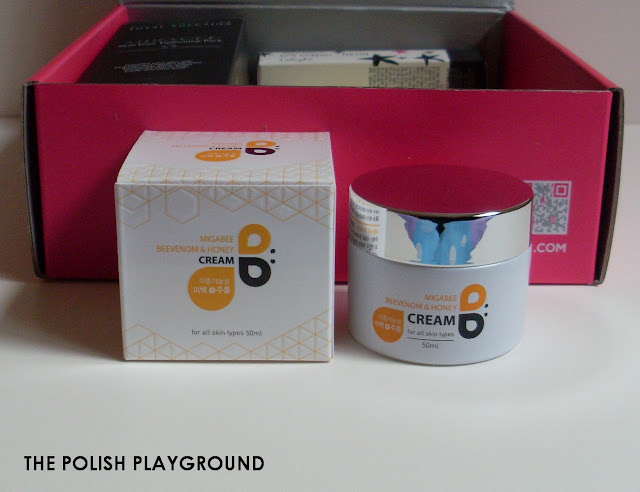 Memebox Special #42 OMG 3 Unboxing - Migabee Bee Venom & Honey Cream
