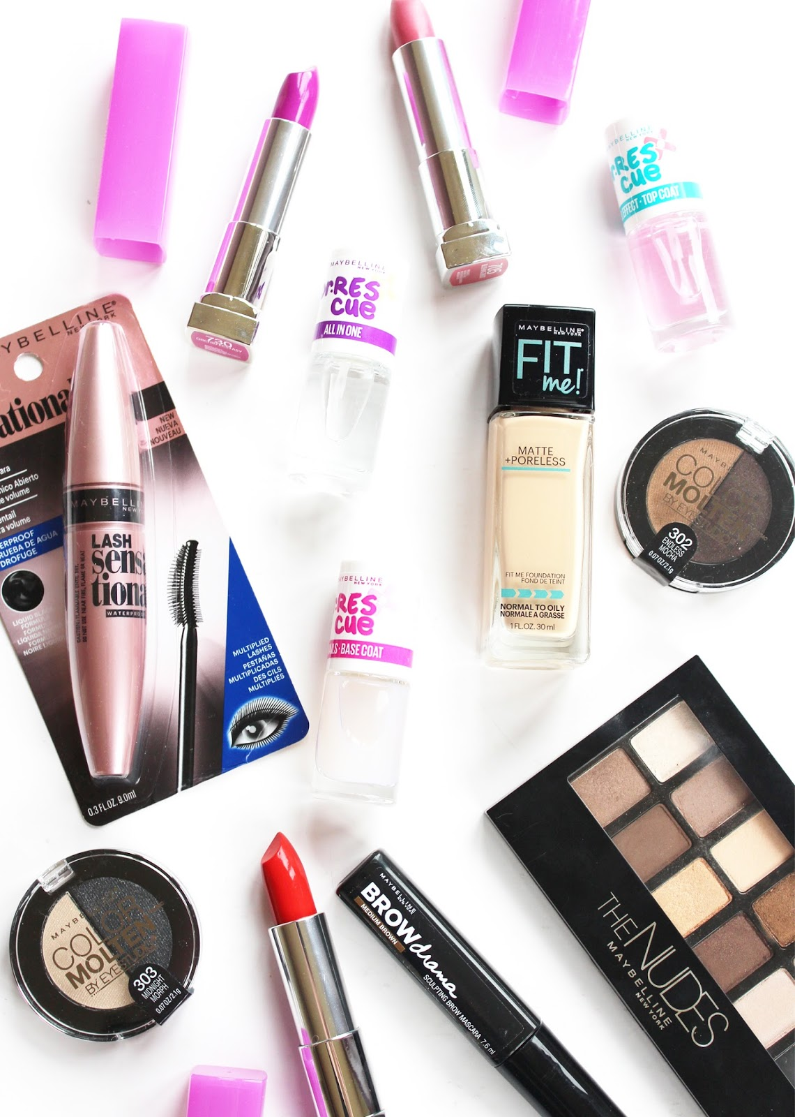 MAYBELLINE | New Releases to NZ - CassandraMyee