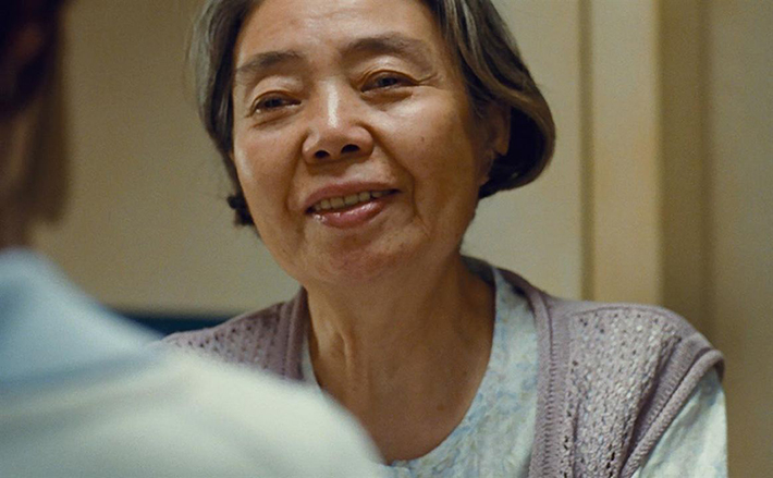 Kirin Kiki em Depois da Tempestade, de Hirokazu Kore-eda