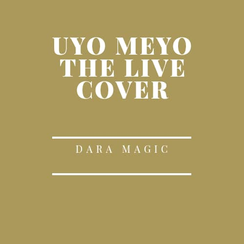Uyo Meyo Instrumental cover by Daramagic