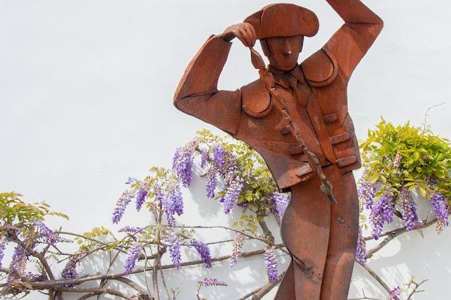Toureiros e bandoleiros fazem parte de Ronda, na Andaluzia