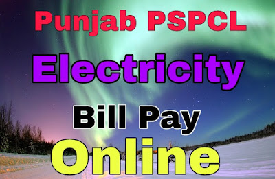 Punjab PSNL Electricity Bill Pay Online