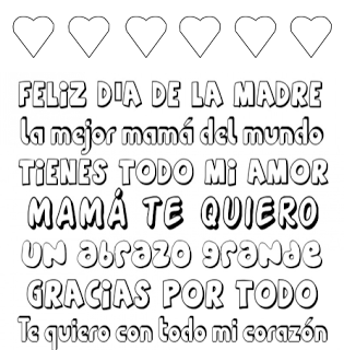 Happy mothers day quotes in Spanish English from daughter