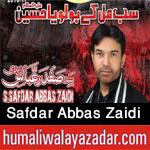 http://www.humaliwalayazadar.com/2012/11/safdar-abbas-nohay-2011_7.html