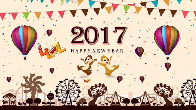Happy New Year Eve 2017 Images in HD for shared in Facebook Whatsapp & for Wallpapers.
