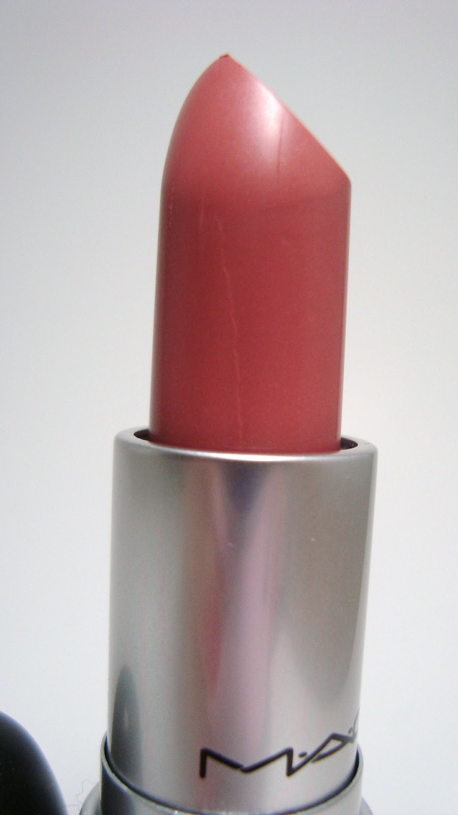 One Glass Slipper: Mac-Angel Lipstick