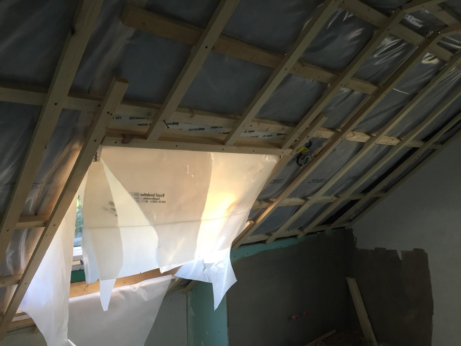 Decken Verkleiden Interesting Good Boden Im Selben Holz Verkleiden Glaswand Decke With Wand Mit