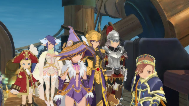 Tales of Vesperia: Definitive Edition New Screenshots Show Off Customization System and Travel Items