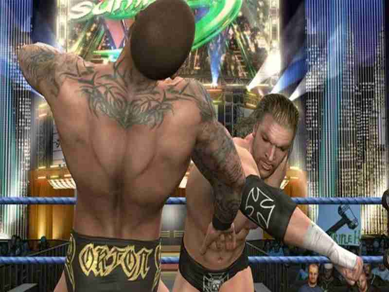 wwe raw 2010 game for pc free