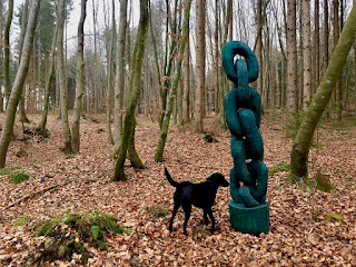 Skulptur von Hannes Kinau