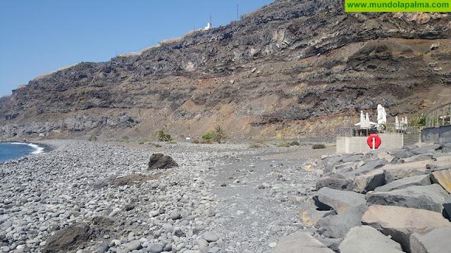El PP de Tazacorte pide mayor atención a las playas del municipio