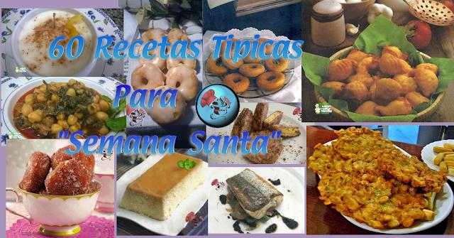 60 Recetas Semana Santa