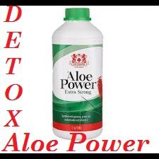 aloe power detox cleanser