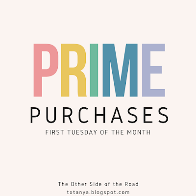 Prime Purchases {January}