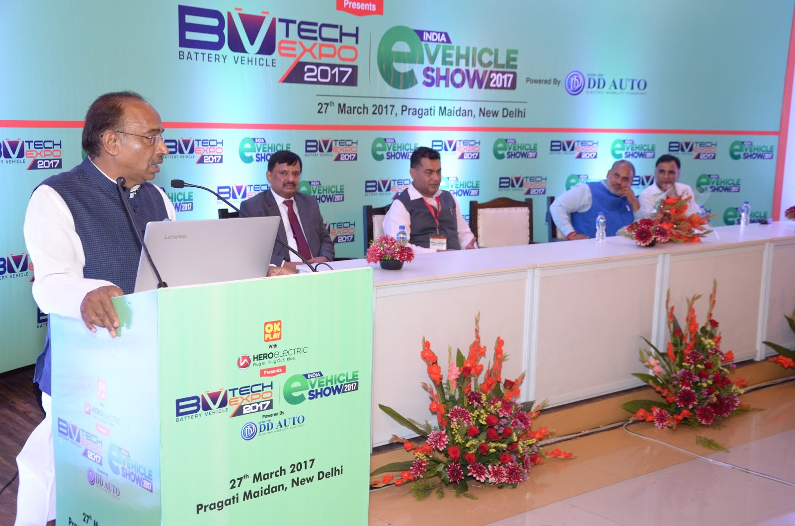 the e vehicle industry is witnessing rapid improvement in technology for e g introduction of lithium ion batteries in e vehicles for public transport as