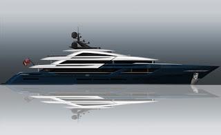 Isa Yachts vende un nuovo Superyacht di 65 metri