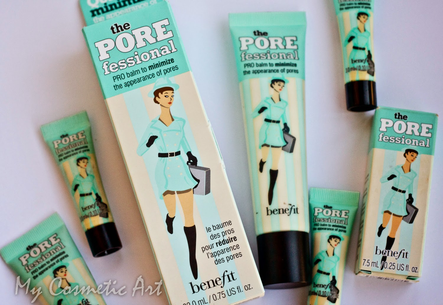 The Porefessional, el perfeccionador de poros de Benefit