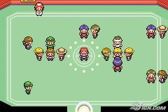 Pokemon Fire Red GBA ROM