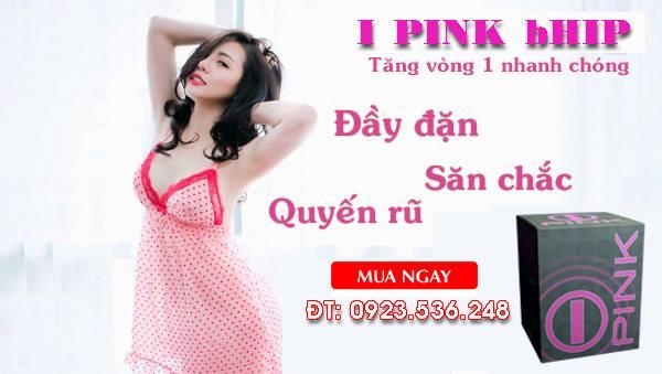 Thuốc nở ngực IPINK giá bao nhiêu tiền ? pink có tốt không