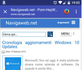 browser android più veloce