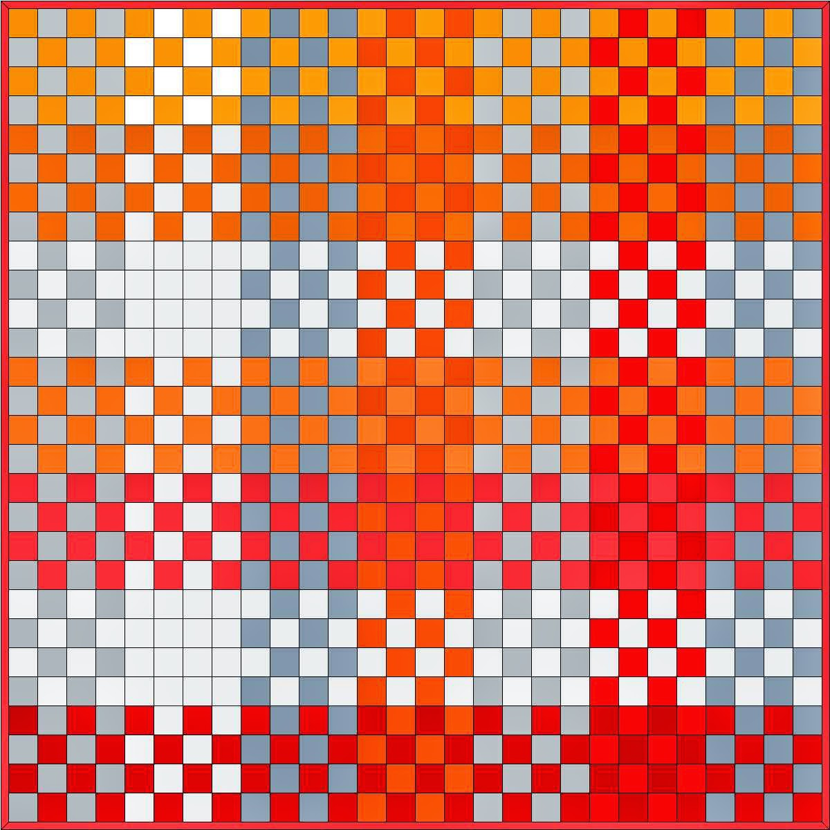 Sew Fresh Quilts: St. Louis 16 Patch quilt block tutorial : plaid quilt pattern - Adamdwight.com