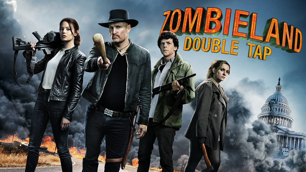 HD Zombieland: Double Tap photos screen shots poster