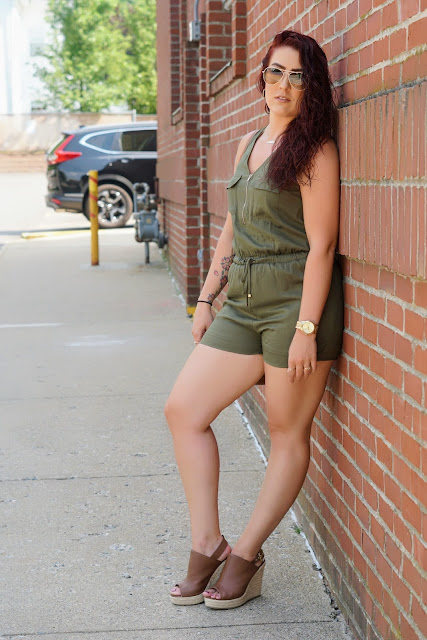 OOTD: Rompin' Around Town
