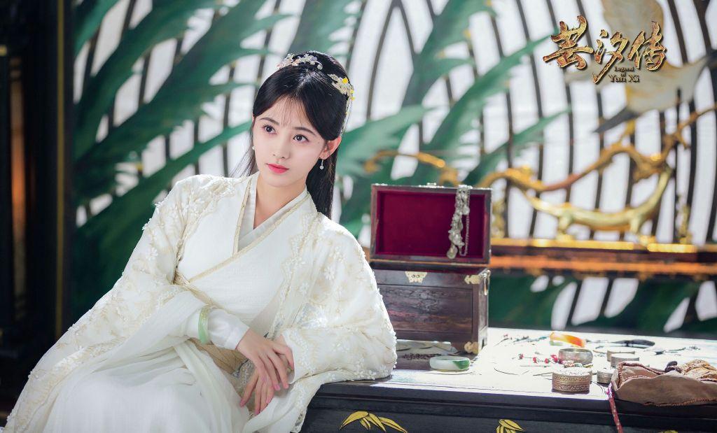 Legend of Yun Xi (2018) - DramaPanda