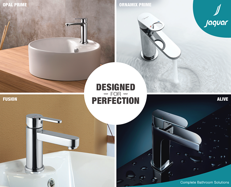 Jaquar Group Luxury Bathroom Fittings To Boost Your Bathroom Beauty