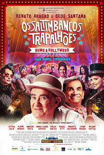 SALTIMBANCOS TRAPALHÕES Rumo a Hollywood Trailer HD