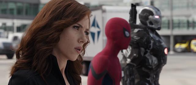 Capitán América Civil War HD 1080p Español Latino cap 3