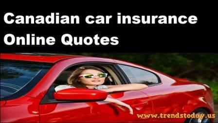 canadian car insurance online quotes
