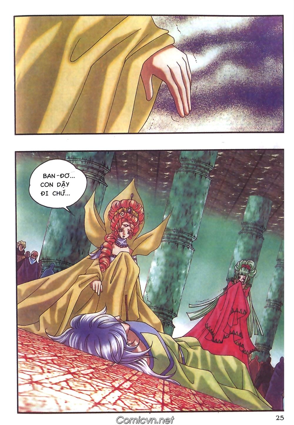 Thần thoại Bắc Âu - Chapter 44: Cái chết của Thần Quang Minh - Pic 26