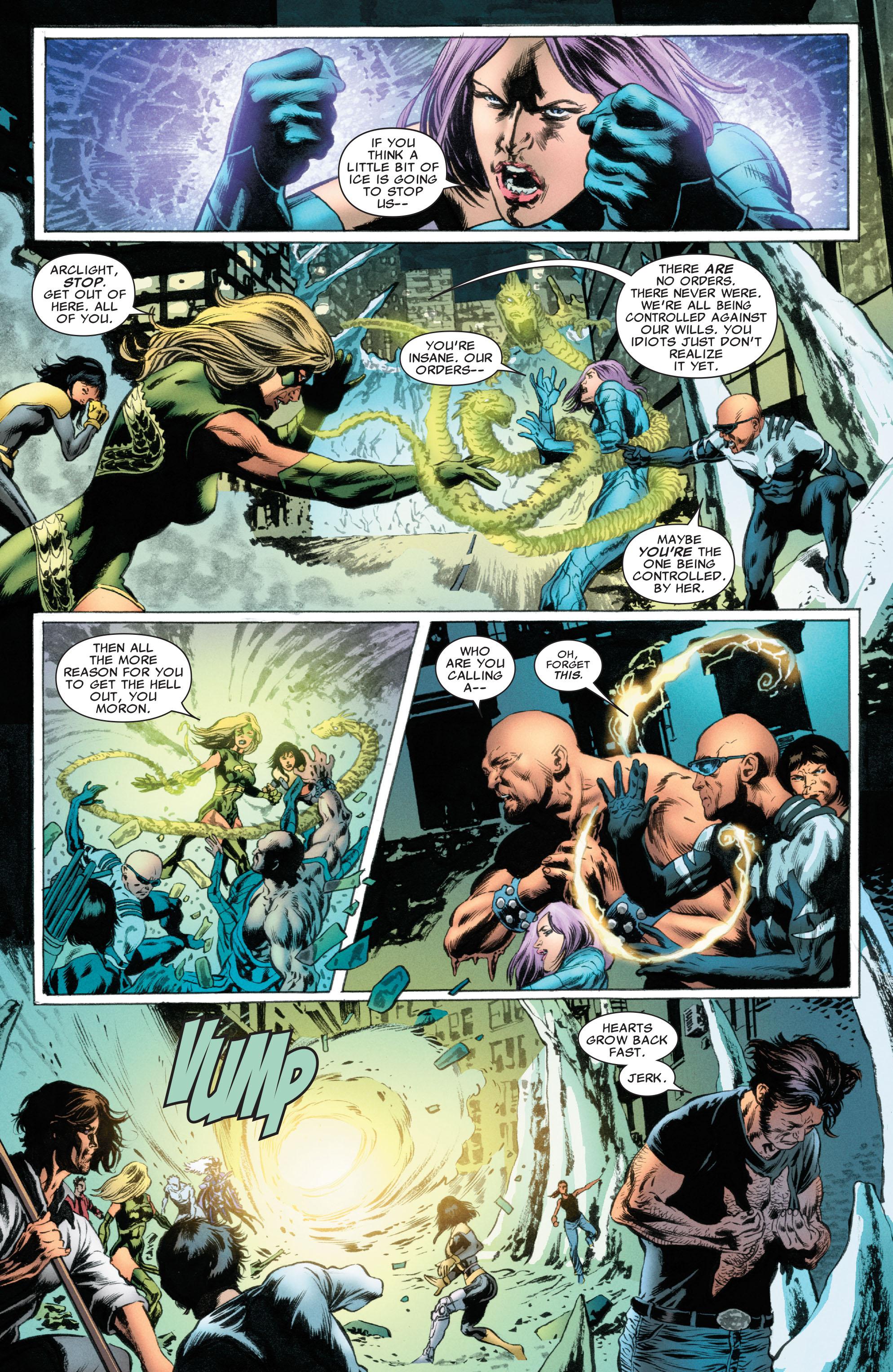 Read online Astonishing X-Men (2004) comic -  Issue #49 - 14