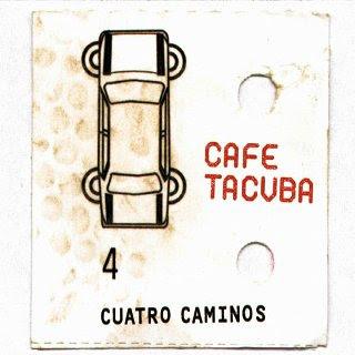 Carátula de Cuatro caminos (Café Tacvba - 2003)
