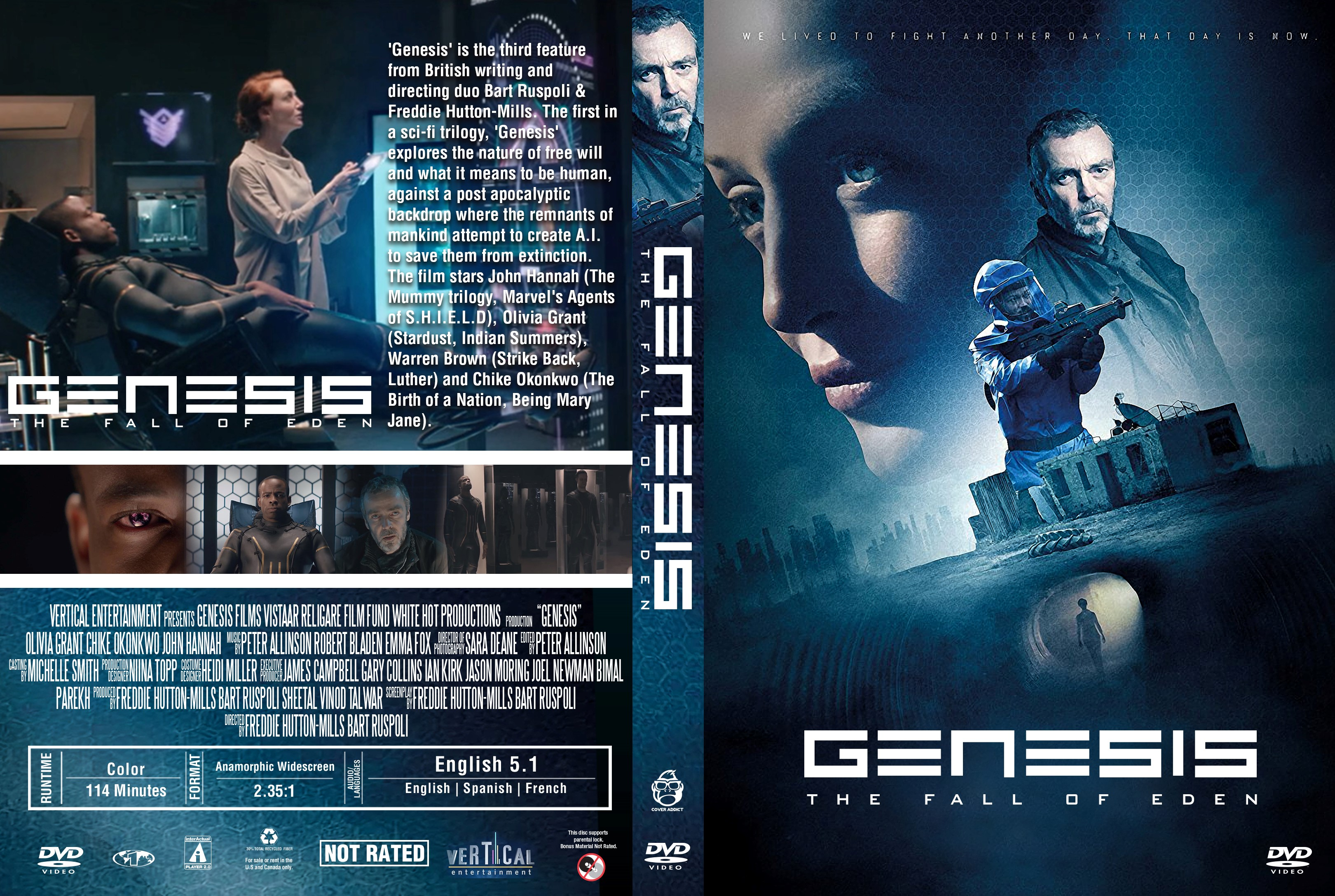 genesis dvd cover cover addict dvd bluray covers and movie posters