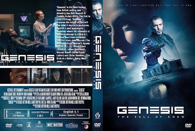 Genesis DVD Cover